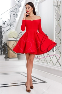 Red dress PASSION