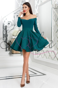 Buttle green dress PASSION