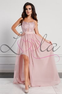 Dusty rose dress MAYBE