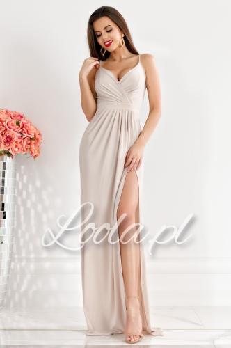 2e3fb4b6e9 Sukienki brokatowe tiulowe dekoltem na plecach kolory jpg 332x500 Sukienki  loola