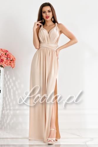 7099783b3f Sukienki brokatowe